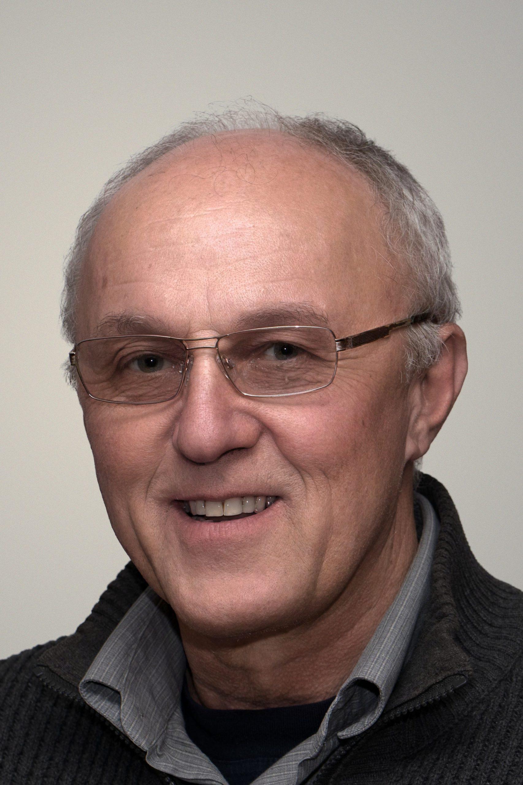 Siegfried Tröger (65)